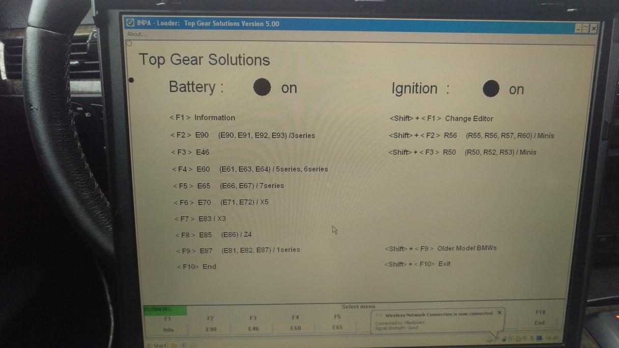 DIY: Setup BMW Standard Tools 2 12 on Windows XP > 10 - Page